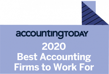 accountingTODAY 2020 Best Accounting Firms to Work for
